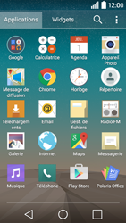 LG H320 Leon 3G - MMS - envoi d'images - Étape 2
