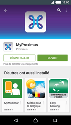 Sony E2303 Xperia M4 Aqua - Applications - MyProximus - Étape 10