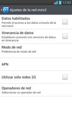 LG Optimus L9 - Internet - Configurar Internet - Paso 6