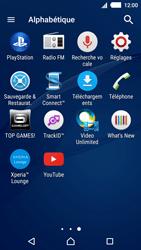 Sony E2303 Xperia M4 Aqua - Messagerie vocale - configuration manuelle - Étape 4