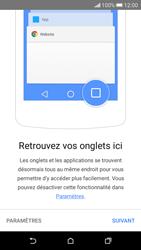 HTC Desire 626 - Internet - Navigation sur internet - Étape 4
