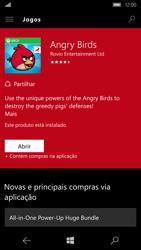 Microsoft Lumia 950 - Aplicações - Como pesquisar e instalar aplicações -  16