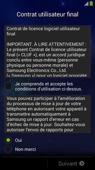 Samsung Galaxy Note 3 - Premiers pas - Créer un compte - Étape 4