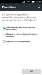 Doro 8031 - Sécuriser votre mobile - Activer le code de verrouillage - Étape 11