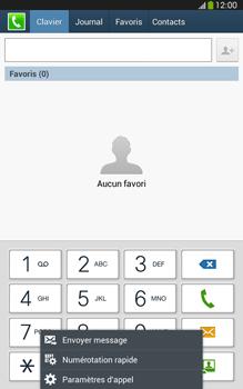 Samsung T315 Galaxy Tab 3 8-0 LTE - Messagerie vocale - Configuration manuelle - Étape 5
