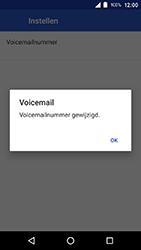 Crosscall Action X3 - Voicemail - handmatig instellen - Stap 14