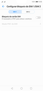 Huawei P20 - Segurança - Como ativar o código PIN do cartão de telemóvel -  7