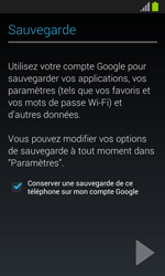Samsung Galaxy S2 - Premiers pas - Créer un compte - Étape 25