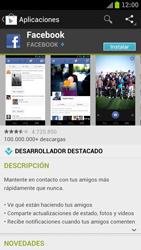 Samsung I9300 Galaxy S III - Aplicaciones - Descargar aplicaciones - Paso 6