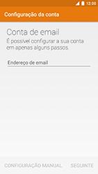 NOS Neva 80 - Email - Configurar a conta de Email -  6
