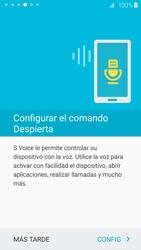 Samsung Galaxy S6 - Primeros pasos - Activar el equipo - Paso 17