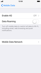 Apple iPhone 5s - iOS 11 - Network - Enable 4G/LTE - Step 5