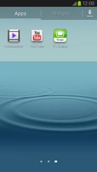 Samsung I9305 Galaxy S III LTE - Applicaties - KPN iTV Online gebruiken - Stap 3