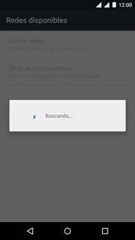 Motorola Moto X Play - Red - Seleccionar una red - Paso 8