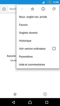 Sony Xperia Z5 Premium (E6853) - Internet - Navigation sur Internet - Étape 14