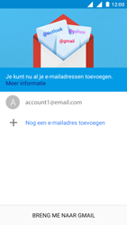 Nokia 3 (Dual SIM) - E-mail - Account instellen (POP3 zonder SMTP-verificatie) - Stap 22