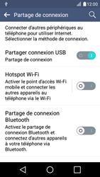 LG K4 - Internet et connexion - Utiliser le mode modem par USB - Étape 8
