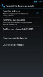 Acer Liquid S1 - Internet - Activer ou désactiver - Étape 6