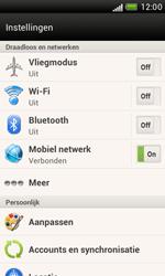 HTC T328e Desire X - Internet - Uitzetten - Stap 4