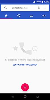 ZTE Blade V9 - Voicemail - Handmatig instellen - Stap 4