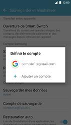 Samsung Galaxy S7 (G930) - Device maintenance - Back up - Étape 11