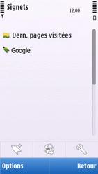 Nokia C5-03 - Internet - navigation sur Internet - Étape 8