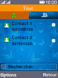Archos F28 - Contact, Appels, SMS/MMS - Envoyer un MMS - Étape 7