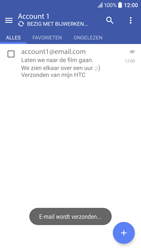 HTC 10 - E-mail - E-mail versturen - Stap 17
