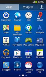 Samsung Galaxy S3 Lite (I8200) - Wifi - handmatig instellen - Stap 2
