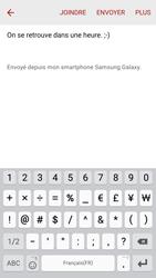 Samsung G920F Galaxy S6 - E-mail - envoyer un e-mail - Étape 9