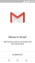 Nokia 1 - E-mail - handmatig instellen (gmail) - Stap 4