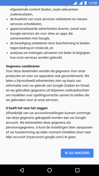 Nokia 6.1 Dual-SIM (TA-1043) - Applicaties - Account aanmaken - Stap 12