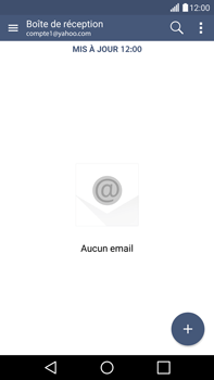LG H815 G4 - E-mail - 032b. Email wizard - Yahoo - Étape 4