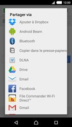 Sony Xperia M4 Aqua - Internet et connexion - Naviguer sur internet - Étape 17