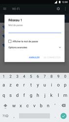 Nokia 8 - WiFi et Bluetooth - Configuration manuelle - Étape 7