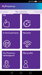 Huawei GT3 - Applicaties - MyProximus - Stap 16
