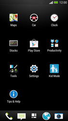 HTC One - Device - Reset to factory settings - Step 4