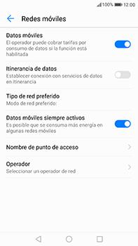 Huawei P10 Plus - Mensajería - Configurar el equipo para mensajes multimedia - Paso 5