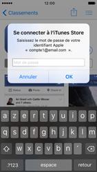 Apple iPhone 5s iOS 9 - Applications - Créer un compte - Étape 25