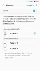 Samsung Galaxy A3 (2017) - Android Oreo - Bluetooth - connexion Bluetooth - Étape 11