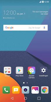LG G6 (LG-H870) - Contacten en data - Contacten kopiëren van SIM naar toestel - Stap 2