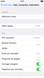 Apple iPhone 6 iOS 9 - Email - Configurar a conta de Email -  5