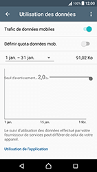 Sony Xperia X Performance (F8131) - Internet - Désactiver les données mobiles - Étape 5