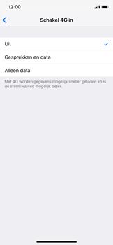Apple iPhone XS - internet - activeer 4G Internet - stap 6
