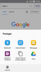 Samsung Galaxy J3 (2016 (J320) - Internet - navigation sur Internet - Étape 16