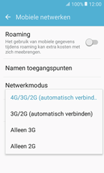 Samsung G389 Galaxy Xcover 3 VE - Netwerk - Wijzig netwerkmodus - Stap 6