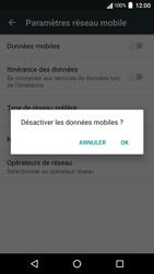 Acer Liquid Zest 4G - Internet - Désactiver les données mobiles - Étape 7