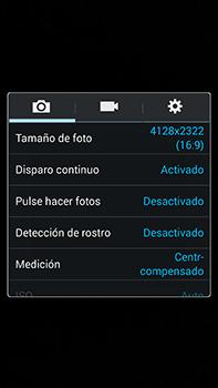 Samsung Galaxy Note 3 - Funciones básicas - Uso de la camára - Paso 7