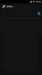 Sony Ericsson Xperia Arc met OS 4 ICS - Internet - Handmatig instellen - Stap 8