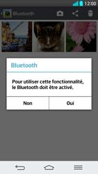 LG G2 - Photos, vidéos, musique - Envoyer une photo via Bluetooth - Étape 9